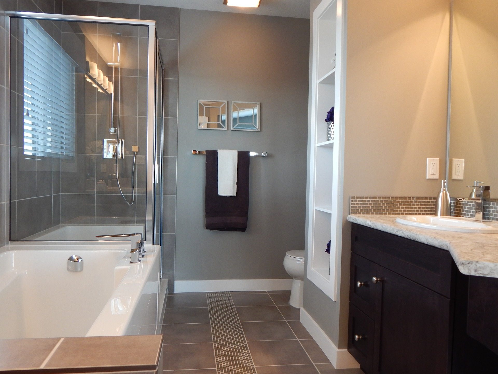 Easy Bathroom Remodeling Ideas The Money Pit - Easy bathroom remodel