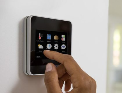 Carrier Cor 7 Thermostat Makes Comfort and Savings Easy