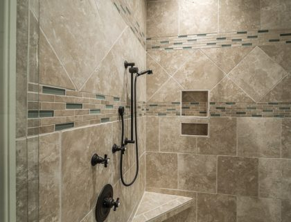 Accessible Design Shower