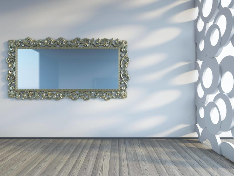 How To Hang A Heavy Mirror The Money Pit, What To Use Hang Large Heavy Mirror