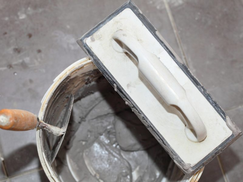 repair concrete surface