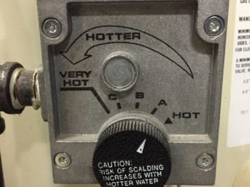 water heater, gas, valve, saving money