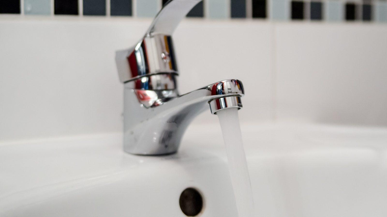 bathroom, faucet, sink