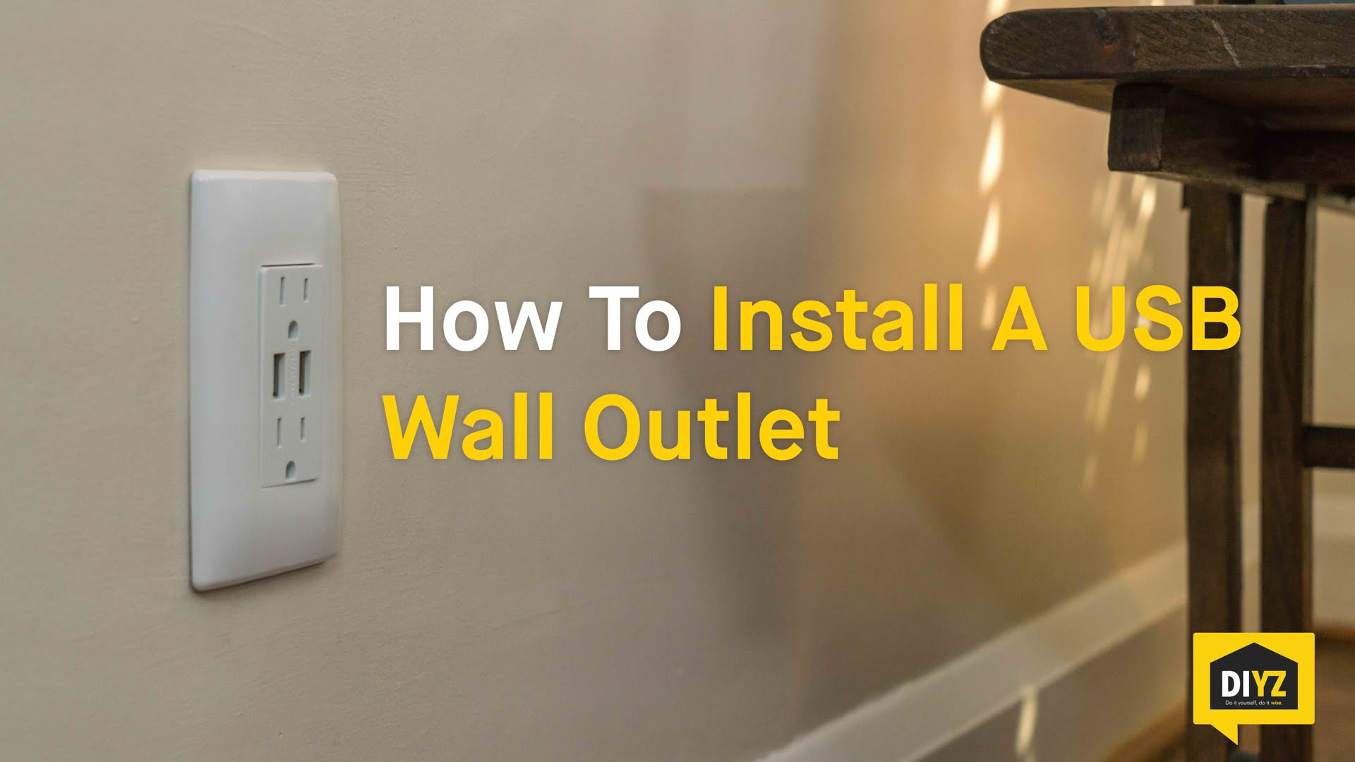 How To Install A Usb Wall Outlet Video The Money Pit
