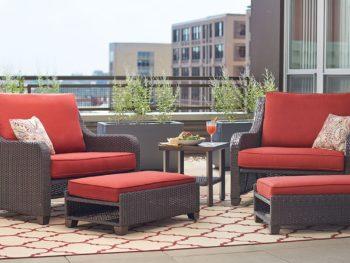 outdoor living, patio, decor