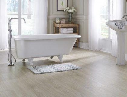 EVP Egineered Vinyl Floor Perfect for a Bath