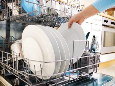 dishwasher, kitchen