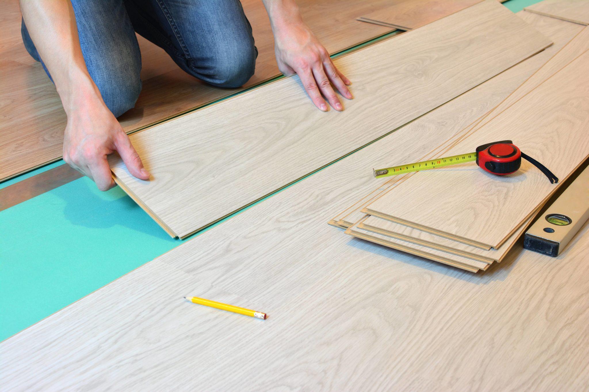 floor, laminate, DIY