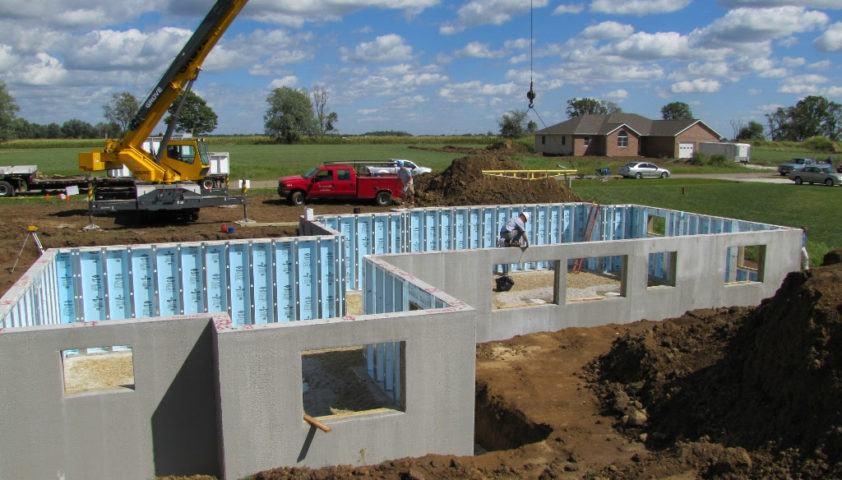 superior insulated concrete forms