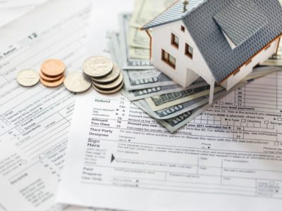 tax refund, money, house, expenses, home office design