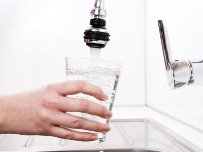 water, sink