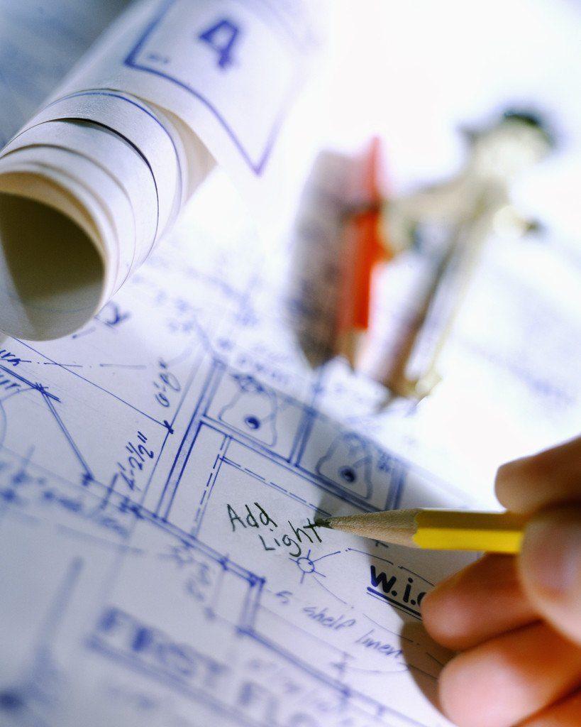 disaster plan, blueprints, construction,. remodeling
