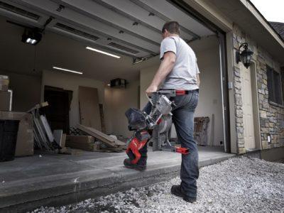 power tools, garage, workshop
