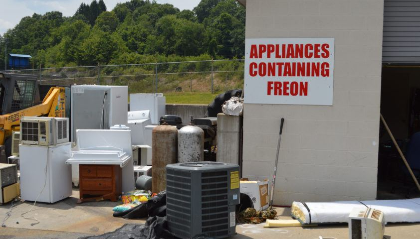 Air Conditioner Recycling Freon