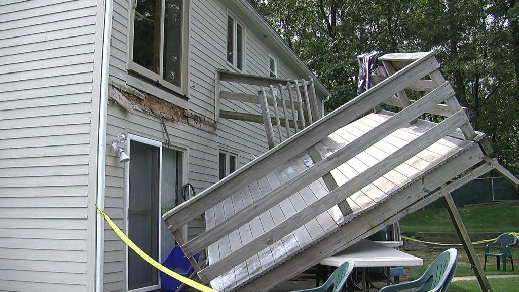 deck collapse, deck design