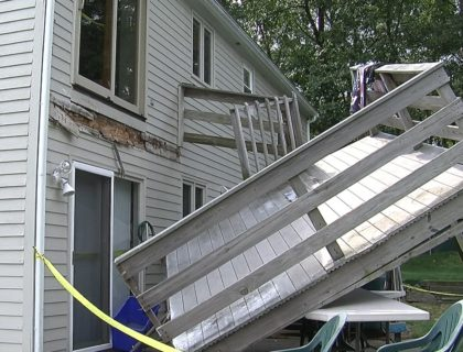 Deck Collapse