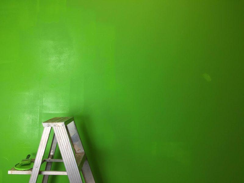 painting, accent paint color