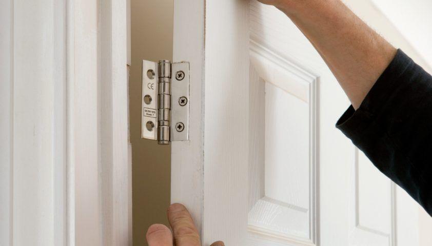 Repairing a Door