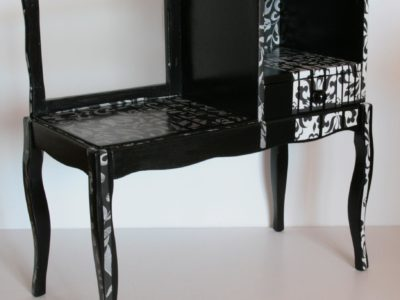 furniture, paint, upcycling