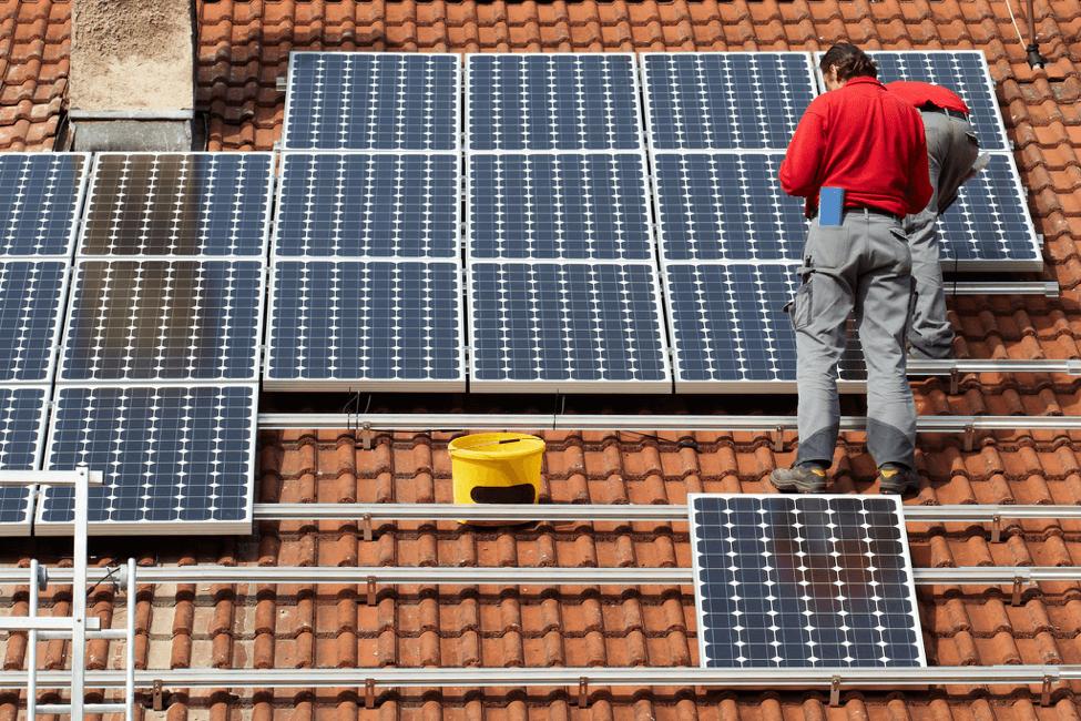 roof repair, solar