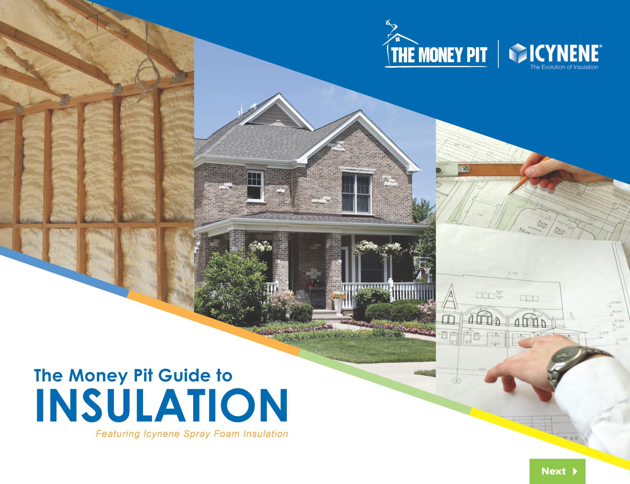 The money pit guide to home insulation the money pit adding home insulation is the single most cost effective way to reduce home heating costs in winter and cooling costs in summer solutioingenieria Gallery