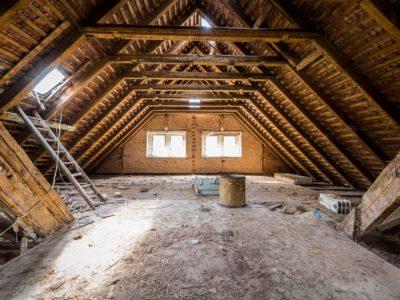 attic, ventilation, ridge vent vs, attic fan