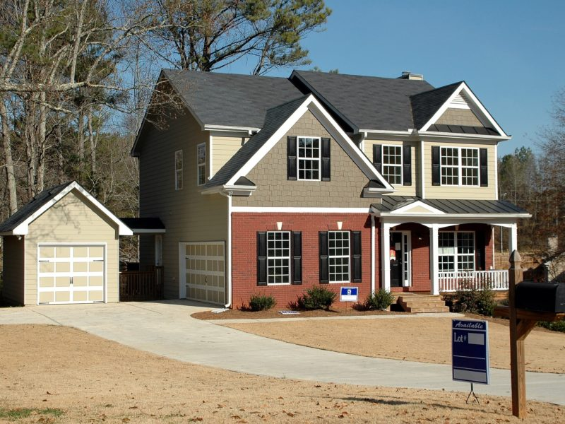 Newly built home for sale