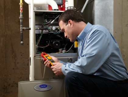 Carrier Furnace Service and Repair