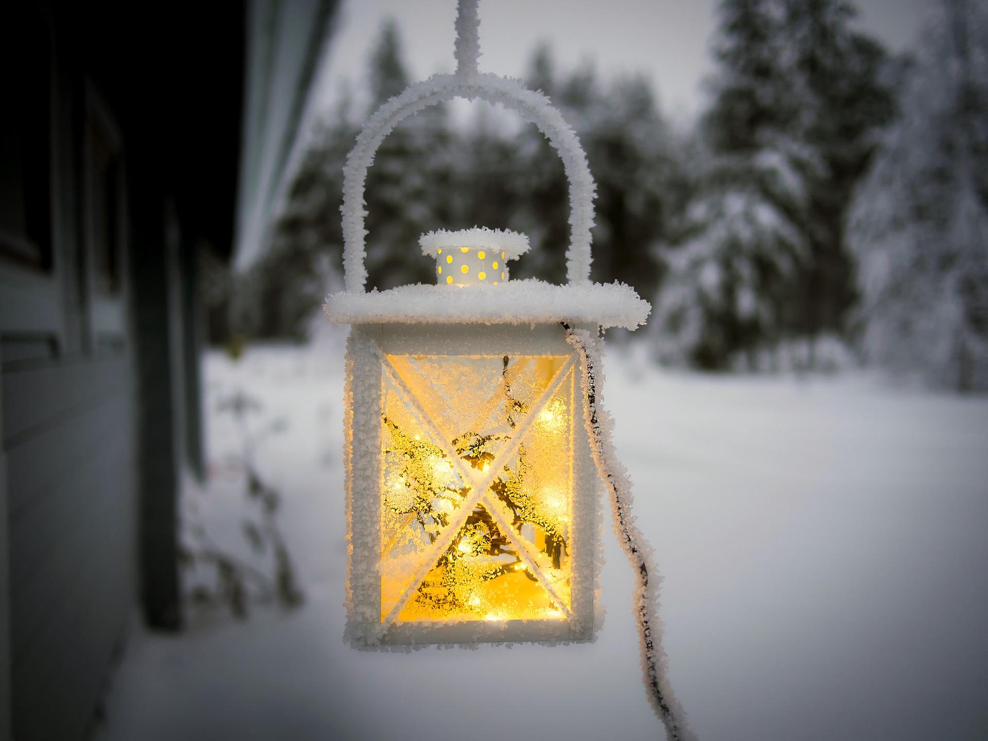 lighting, winter