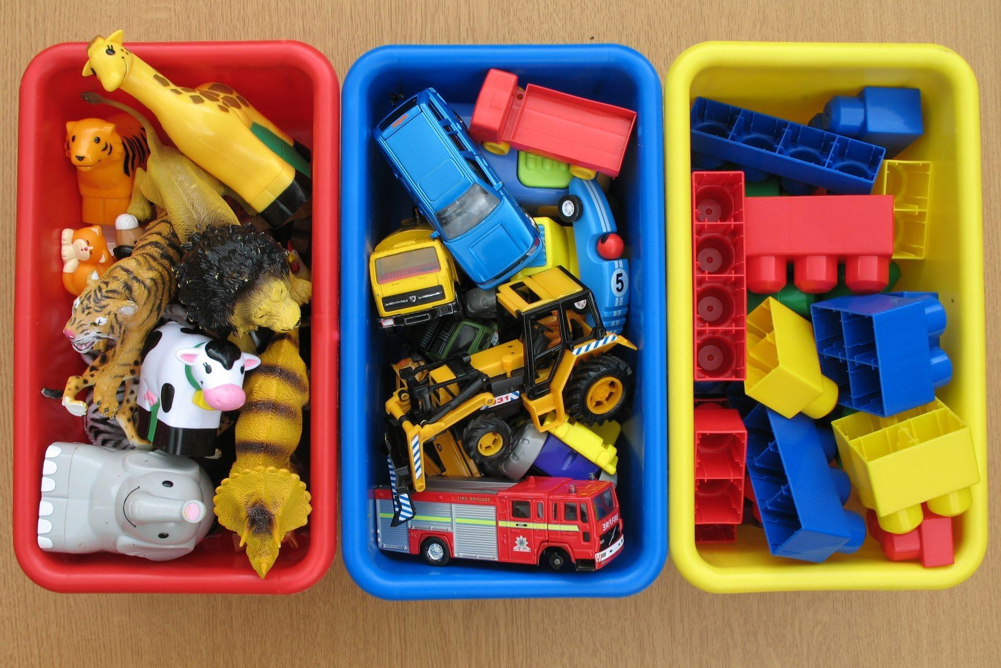 toy storage tips