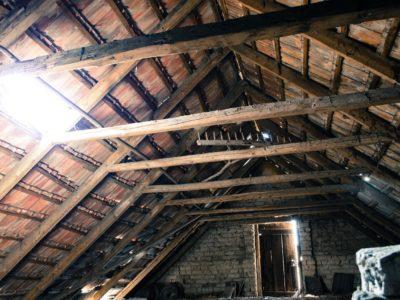 haunted noisy attic