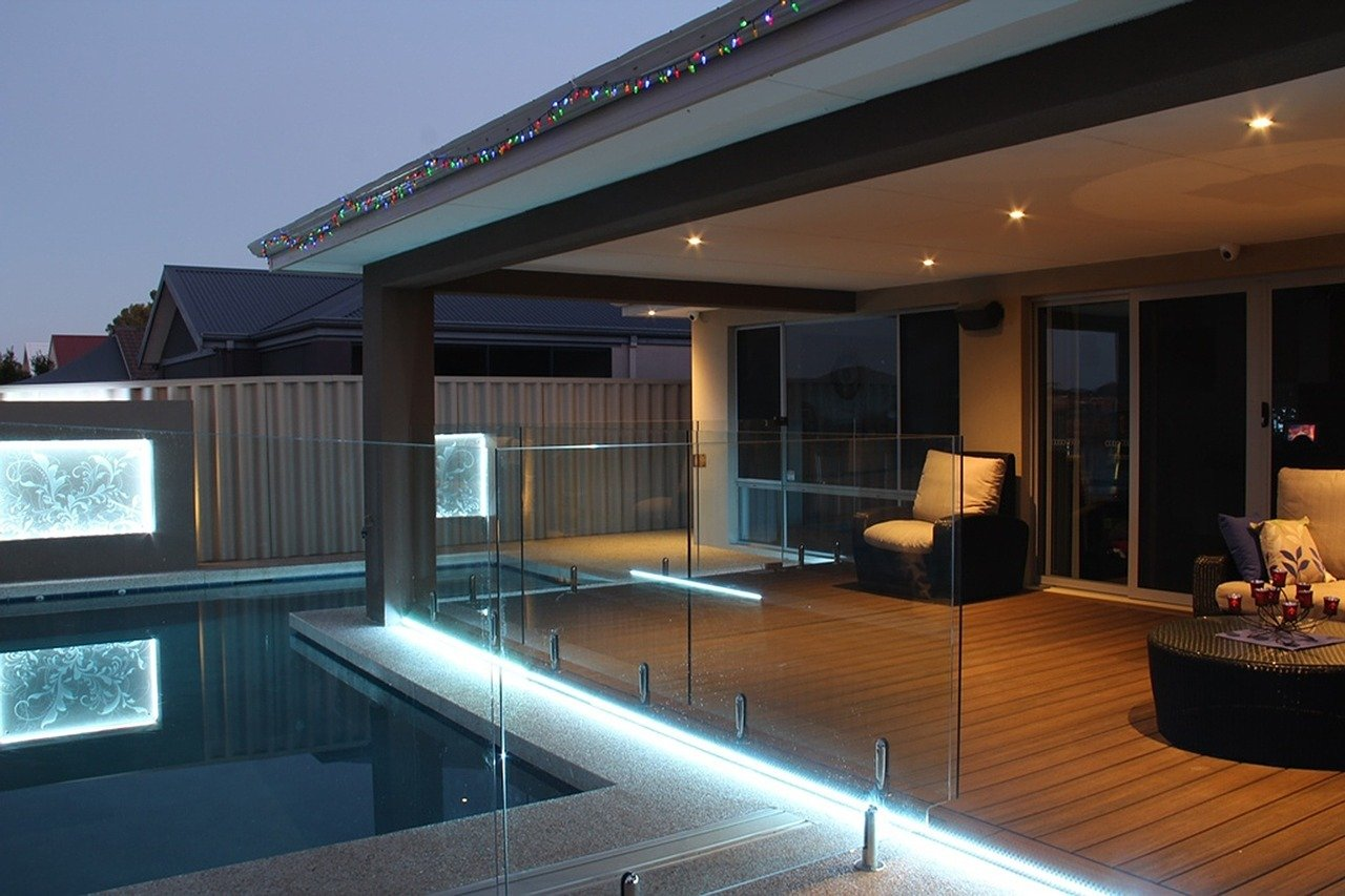 Composite Deck & Pool