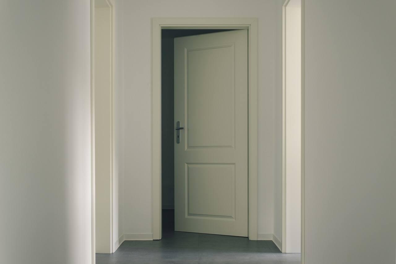 Door & Gap Between Door Casing and Floor? Easy Way to Close | The Money Pit