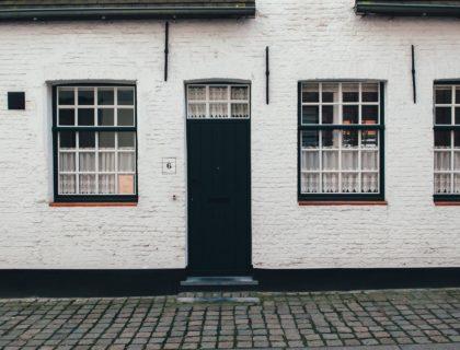 Exterior, Door