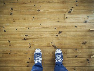 warped floor