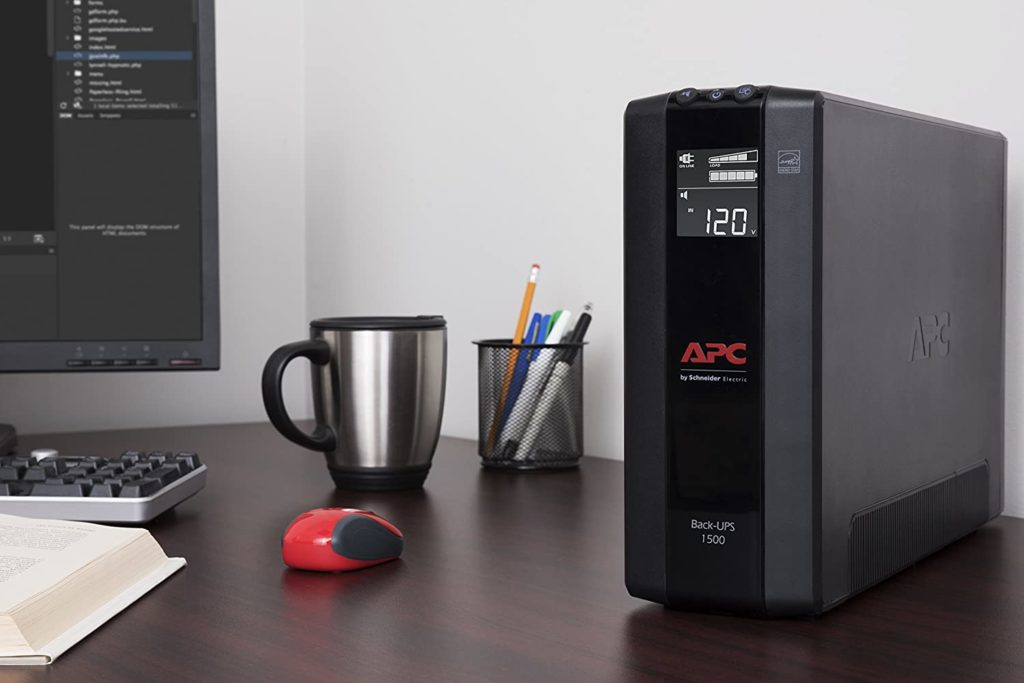 Battery Backup on UPS