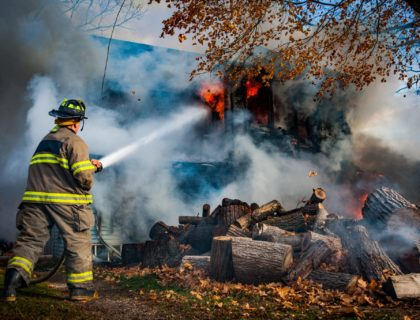 Darlington House Fire 2015