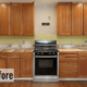 wood kitchen cabinet door