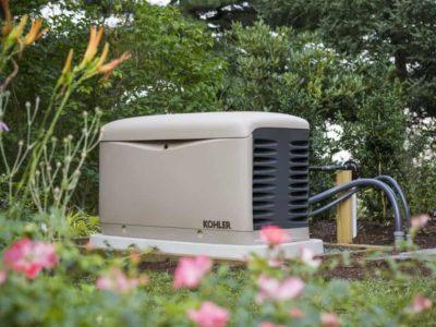 Kohler whole house backup generator