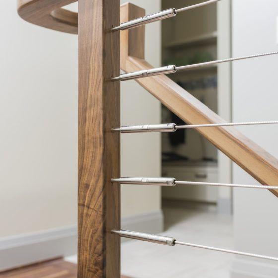 Modern Stairway Railing