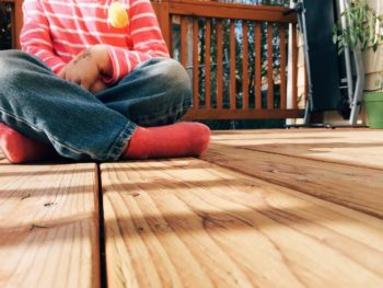 durability of composite decking