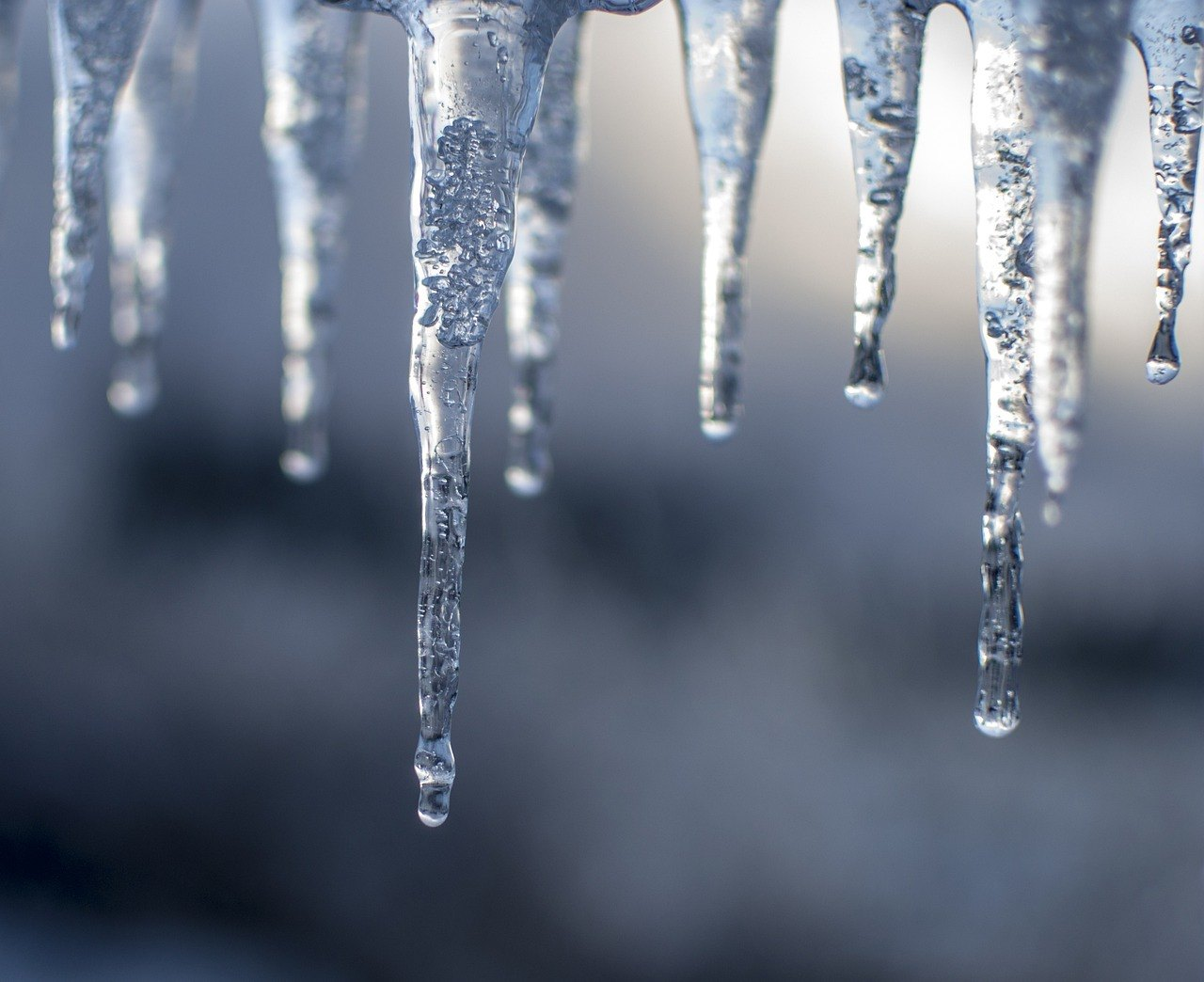 Frozen, Water
