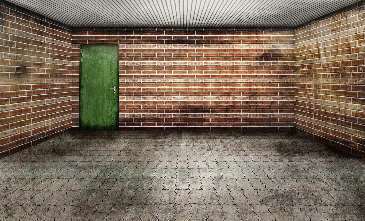 Garage, Floor