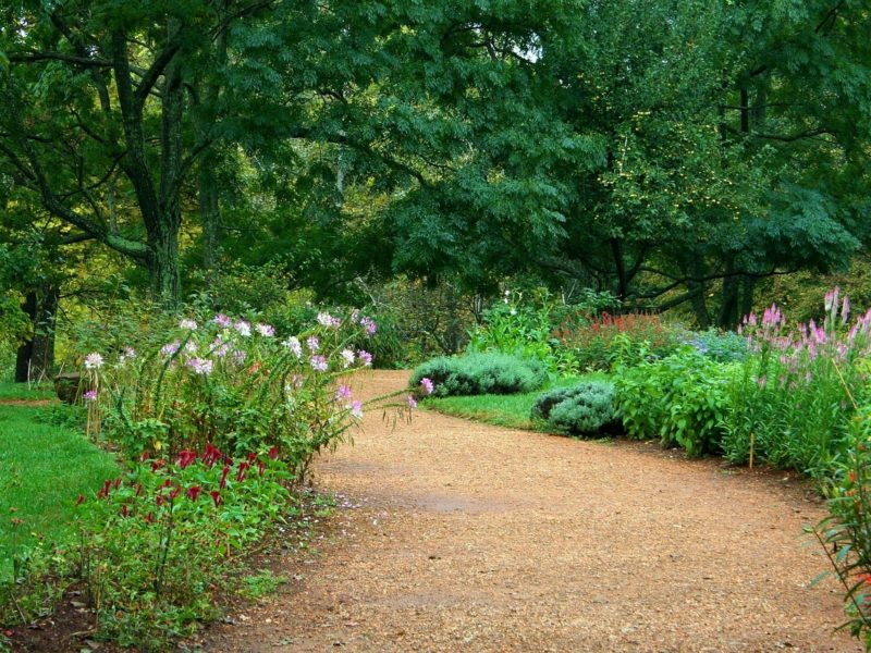 Best Way To Lay Gravel Path For Garden The Money Pit