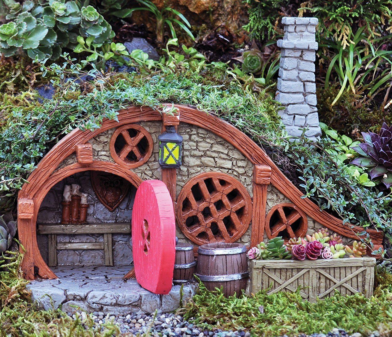 fairy garden, enchanted garden