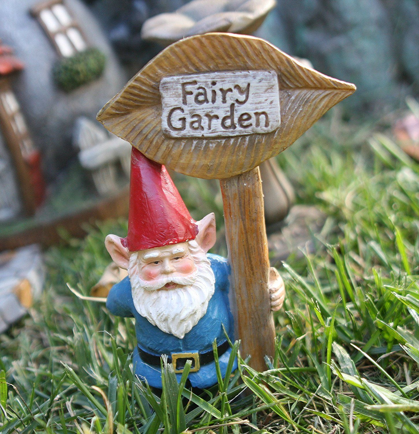 gnome garden, Fairy Garden Accessories