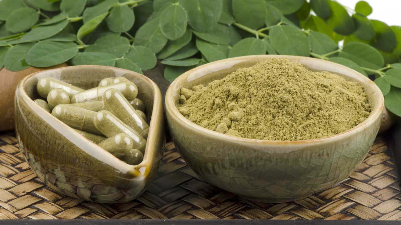 moringa, herbal medicines