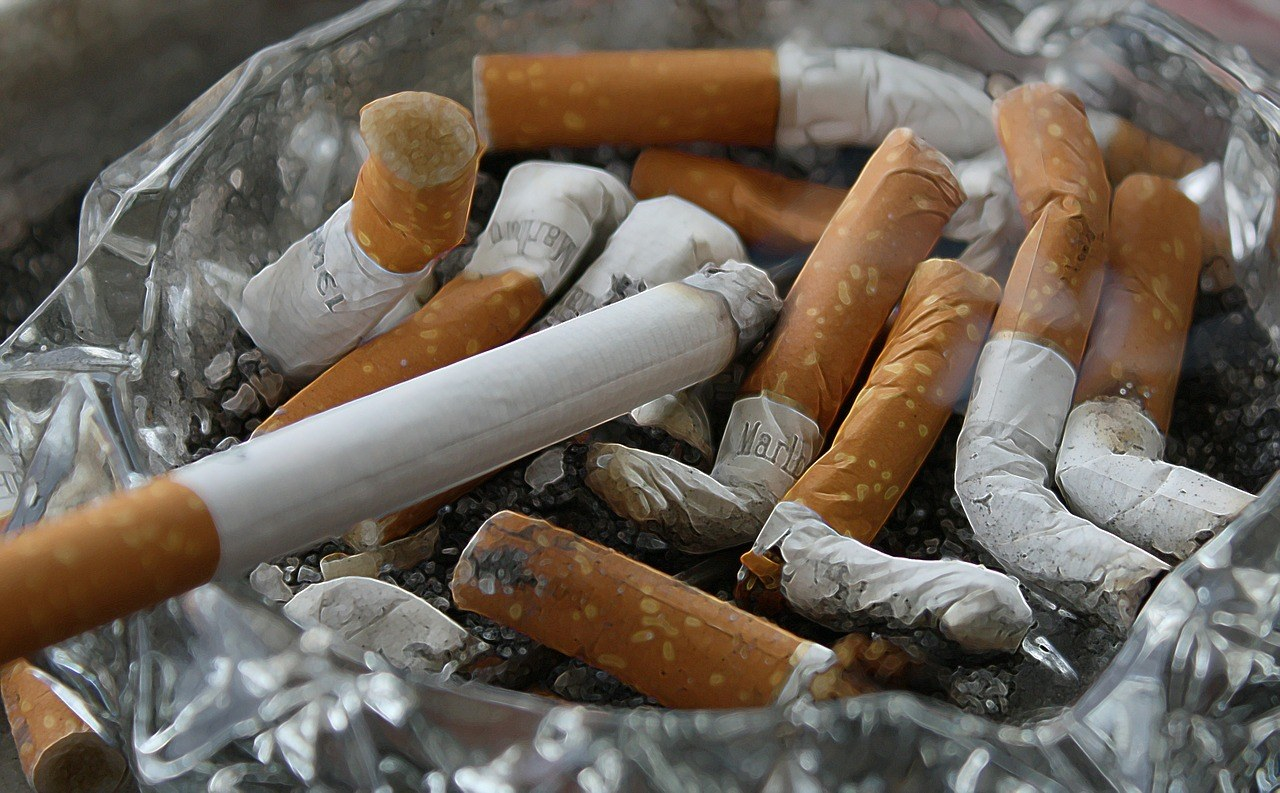 smoking, tobacco smoke smell