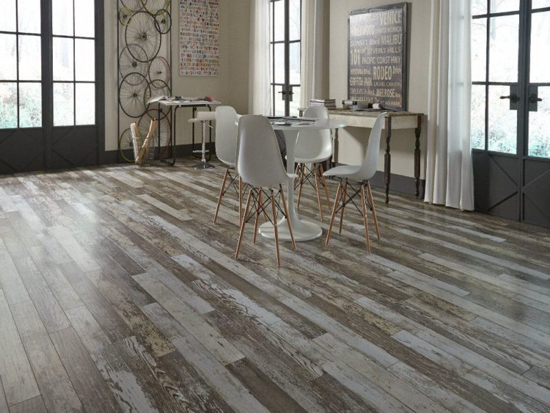 How To Install Vinyl Plank Flooring In Basement The Money Pit