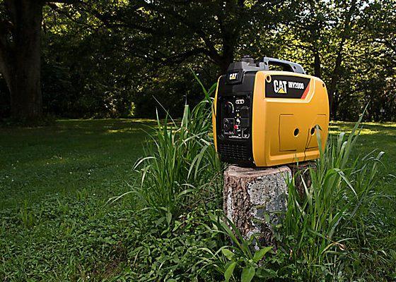 CAT INV2000 Generator